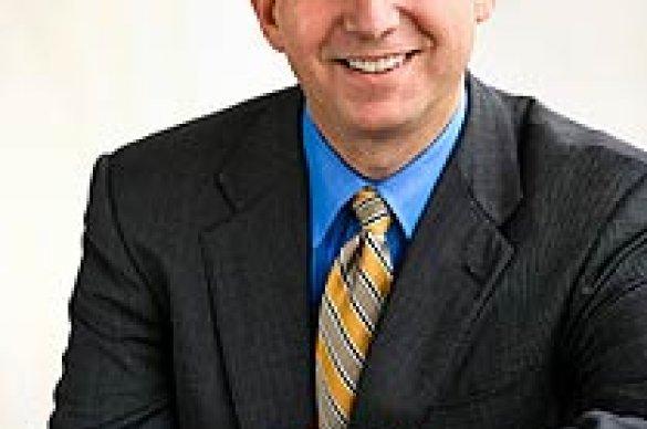 Jack Markell smiling