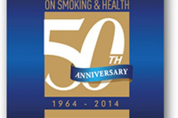 Surgeon General 50th Anniversary Button