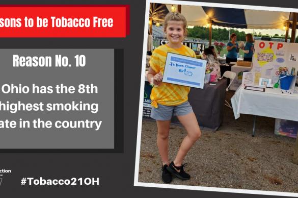 Tobacco 21 Reason 10