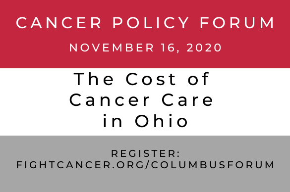 ohio cost of cancer