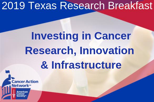 Texas Research Breakfast 2019