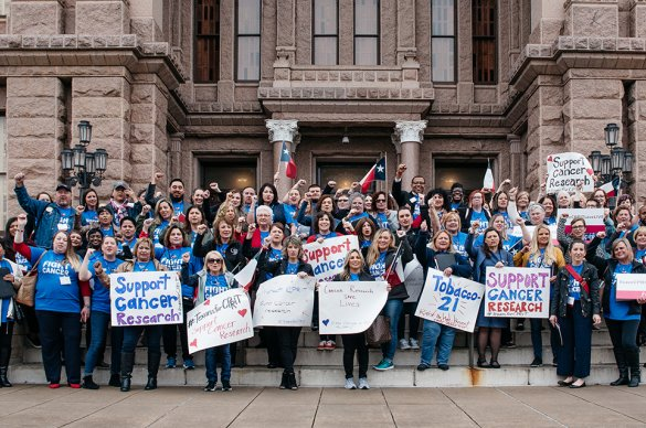 Texas State Capitol Steps