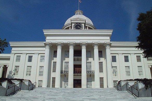AL State Capitol
