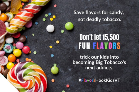 Flavors Hook Kids VT
