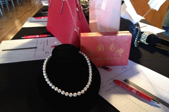 Purses and Pearls Auction