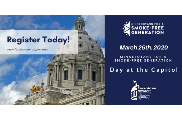 MN 2020 Day at the Capitol