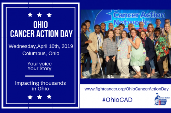 ohio cancer action day UPDATE