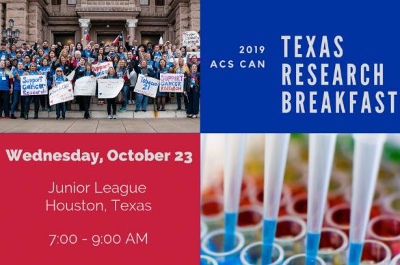 Texas Research Breakfast