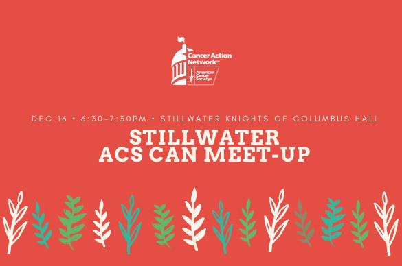 Stillwater Member Meet-Up