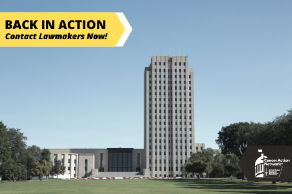 Contact North Dakota lawmakers and urge them to vote No on making exceptions to the smoke-free air law