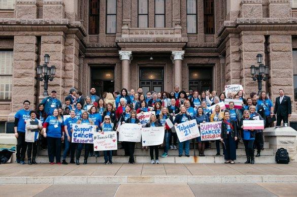 2019 Texas Cancer Policy Forum - San Antonio | American