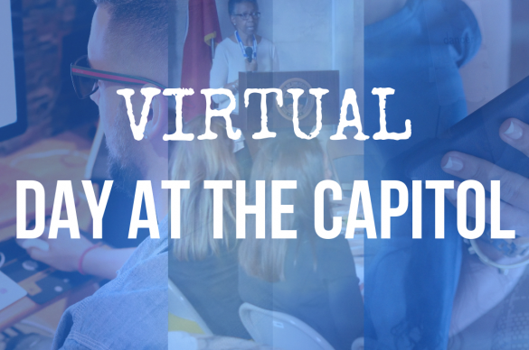 Virtual Day at the Capitol