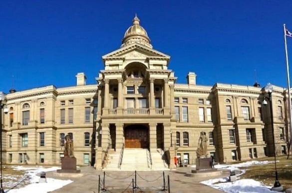 Wyoming Capitol Building