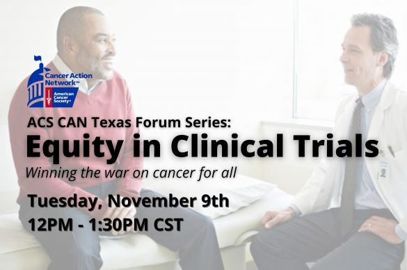 TX Equity in Clinical Trials