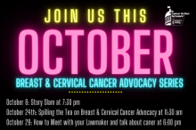 Ohio Breast and Cervical Cancer Advocacy Month