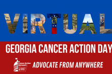 GA Cancer Action day 2