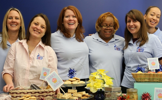 Photo of of ACS CAN Fundraisers
