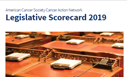 2019 ACS CAN CA Scorecard