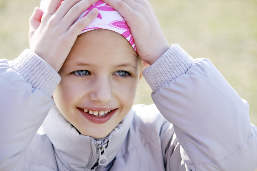 We need to increase funding for childhood cancer research. Sign the petition.
