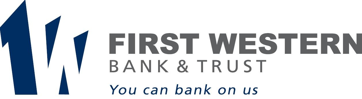 First Western Bank and Trust Logo