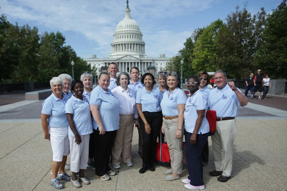 ACT Leads at Capitol