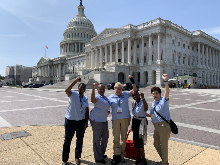 PA's Dedicated Volunteers On Capitol Hill