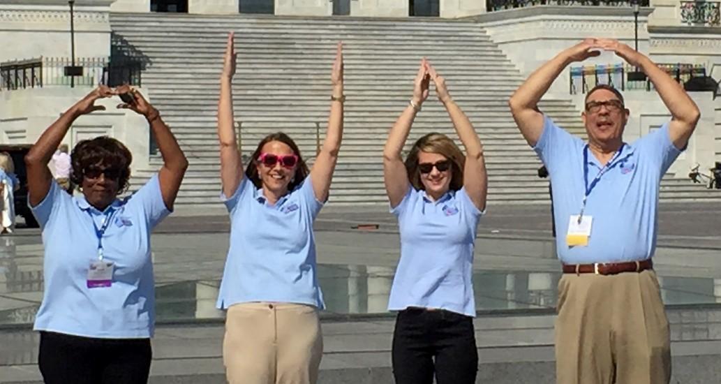 Photo of Ohio ACS CAN Volunteers