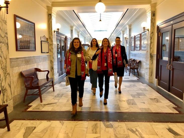 Idaho Day at the Capitol 2020