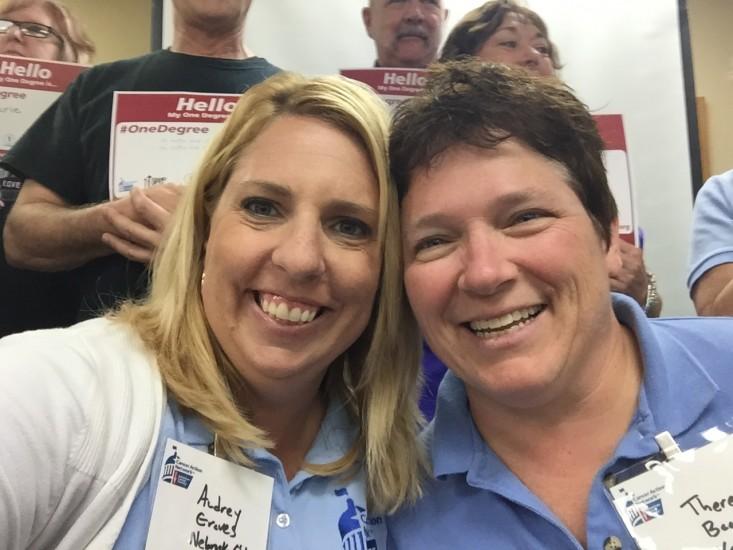 Photo of Nebraska ACS CAN Volunteers
