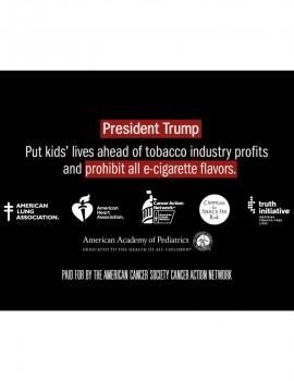 Video: Prohibit E-Cigarette Flavors