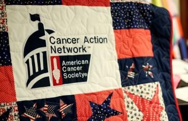 Fundraising quilt